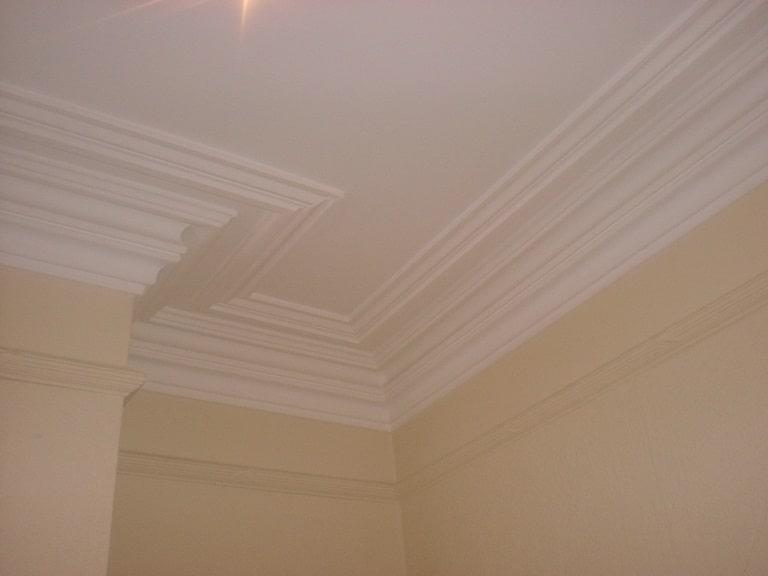 Edwardian Coving Cn158 By Uk Plaster