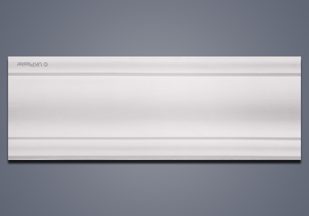 Plaster Cornice Straight Run CN125