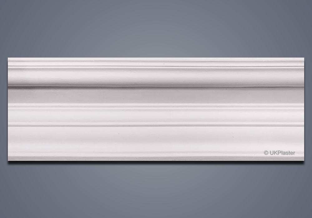 Plaster Cornice Early Victorian CN135-28