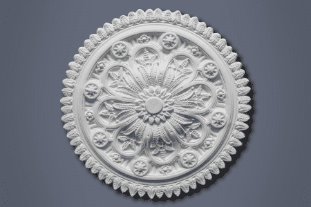 Large Victorian Ceiling Rose CP205