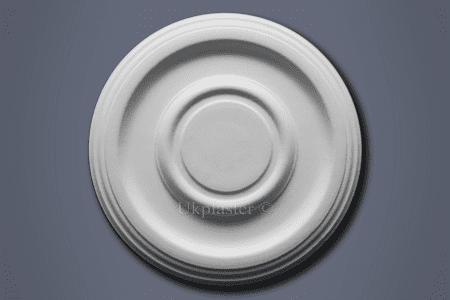Classic Plain Ceiling Rose CP232