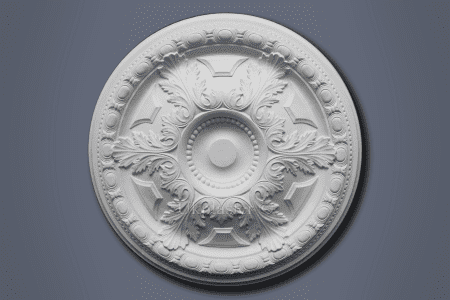 Acanthus Leaf Ceiling Rose CP235